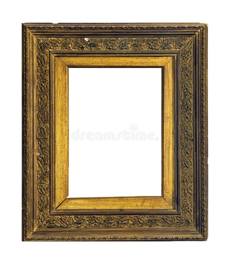 vieux cadre de tableau photo stock image du vieux trame 5727268. Black Bedroom Furniture Sets. Home Design Ideas