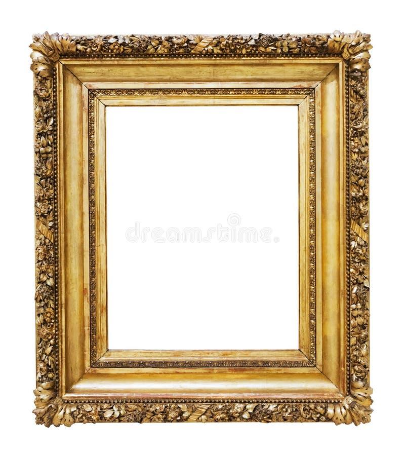 vieux cadre en bronze image stock image du vide trame 35444213. Black Bedroom Furniture Sets. Home Design Ideas
