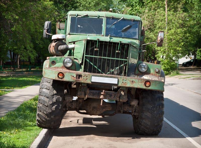 Vieux camion image libre de droits