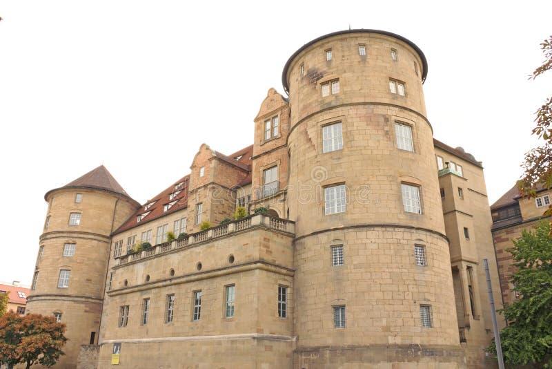 Vieux château Stuttgart photo libre de droits