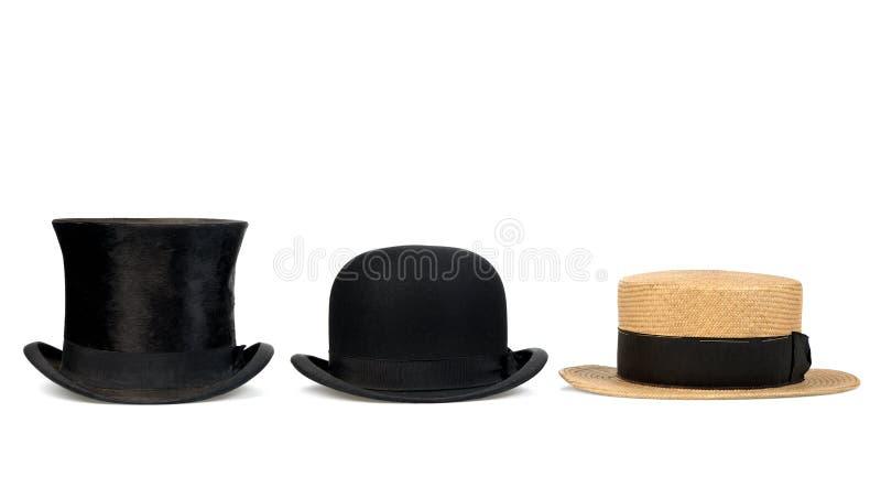 Vieux chapeau images libres de droits