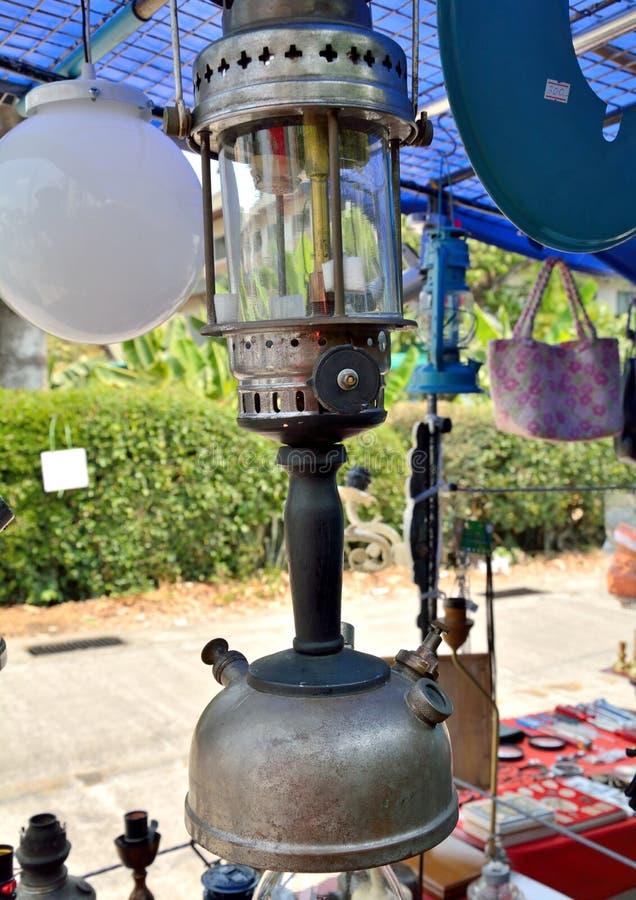 Vieux classique de lampes images stock