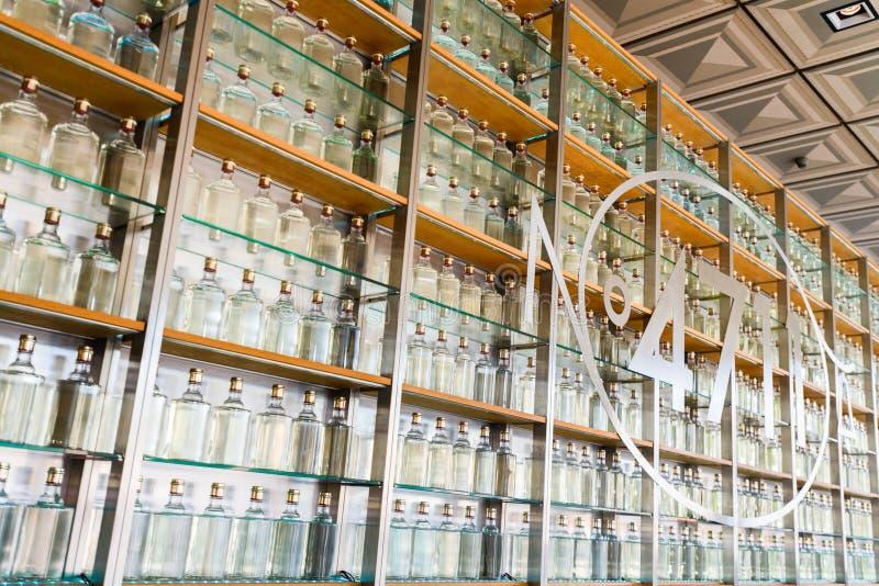 vieux Cologne magasin célèbre de parfum de 4711 par Mäurer et Wirtz photo stock