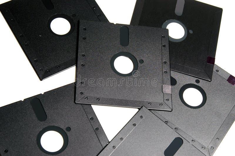 Vieux disque images stock