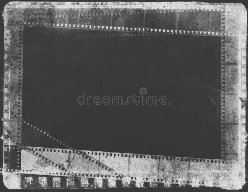 Vieux film de photographie image stock