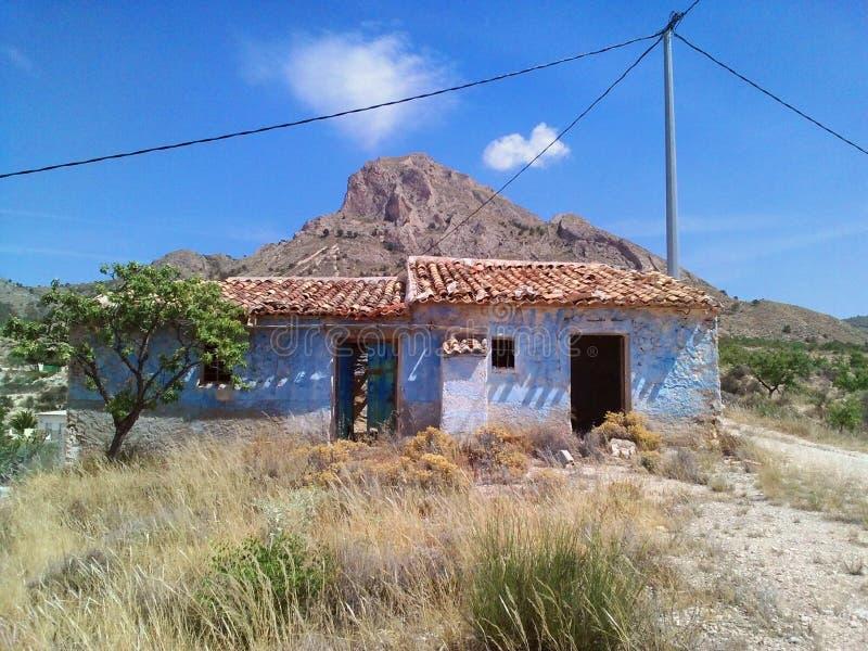 Vieux finca espagnol photos libres de droits