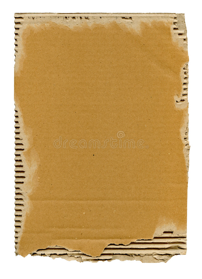 Vieux fond de carton image stock