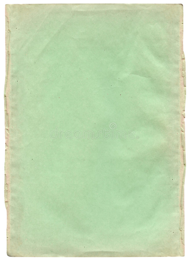 Vieux fond de papier de texture de cru photos stock