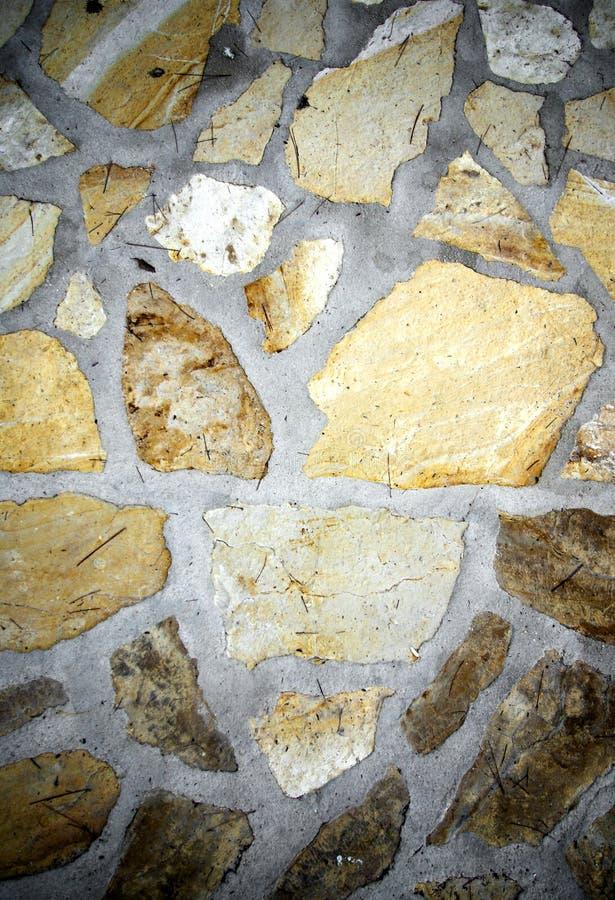 Vieux fond de texture de mur en pierre image libre de droits