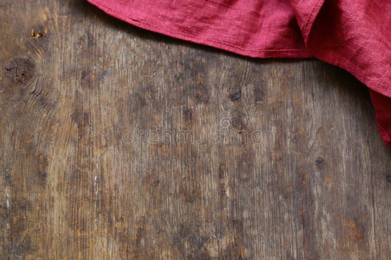 Vieux fond en bois brun avec la texture de cru photos stock