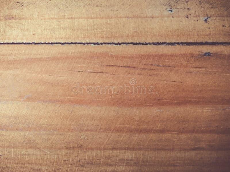 Vieux fond en bois brun de texture de table, éraflure, vintage, l'espace de copie images libres de droits