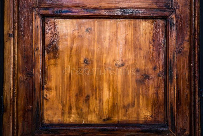 Vieux fond en bois de grunge de panneau de planche et d'antiquité photos stock