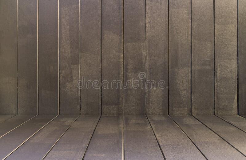 Vieux fond en bois de texture images stock