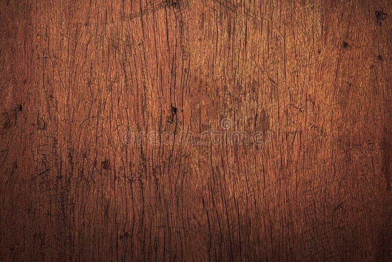 Vieux fond en bois de texture Détails de la surface en bois avec le modèle abstrait image stock
