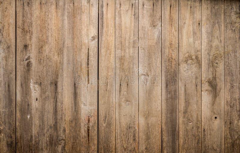Vieux fond en bois de texture de planche images stock