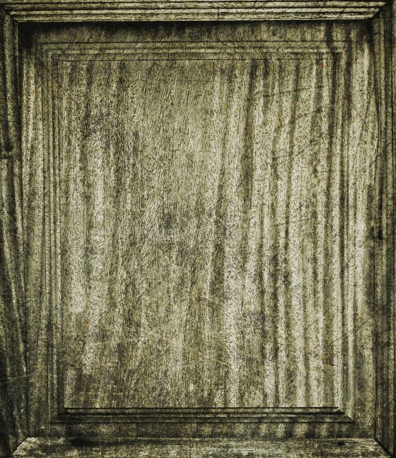 Vieux fond en bois sale de cadre de planche photo stock