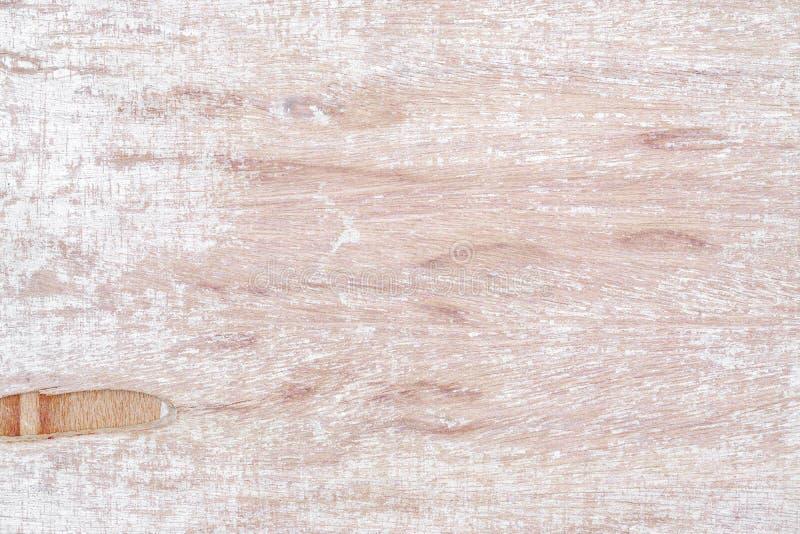 Vieux fond grunge sans couture peint blanc rouillé criqué de texture en bois Peinture blanche rayée sur des planches du mur en bo photos stock