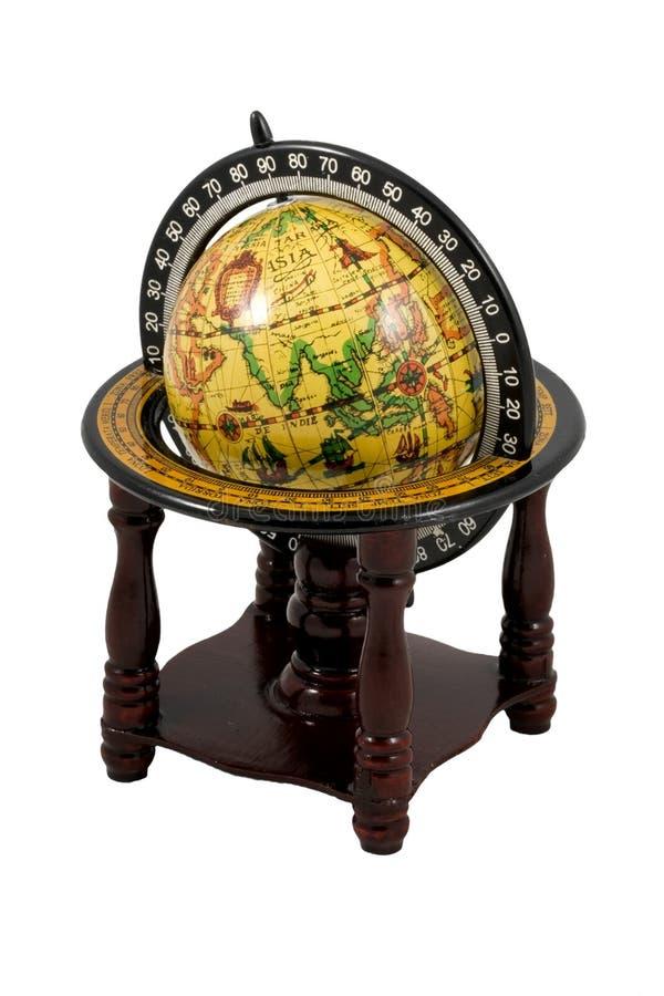 Vieux globe photos stock