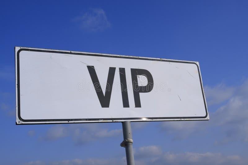 Vieux guide de VIP photographie stock libre de droits