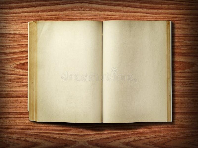 Vieux livre photographie stock