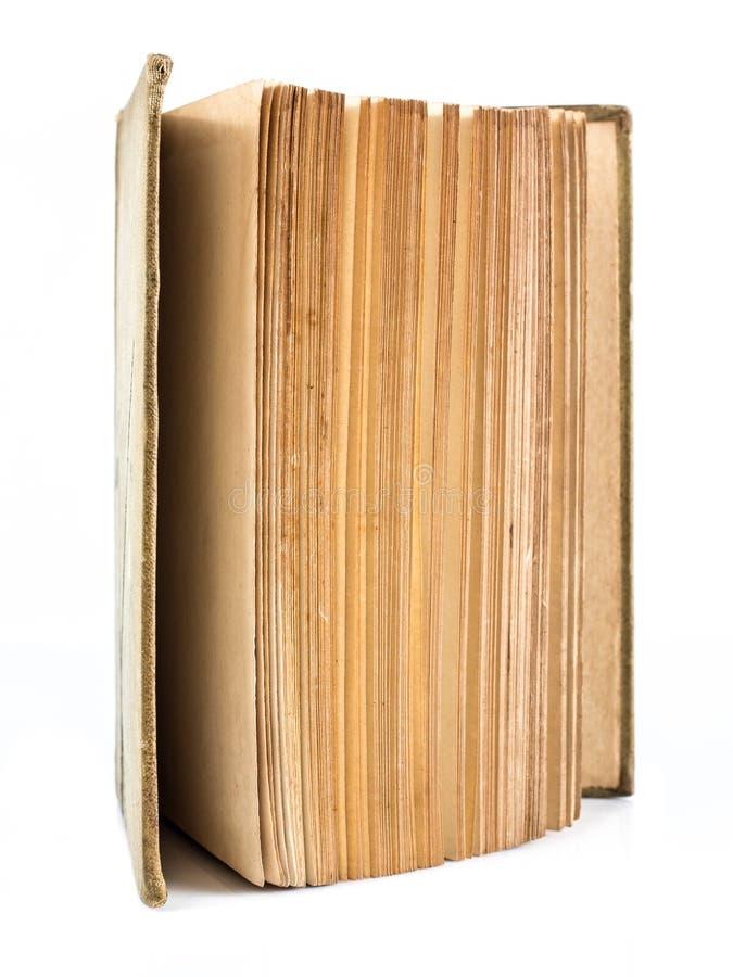 Vieux livre images stock