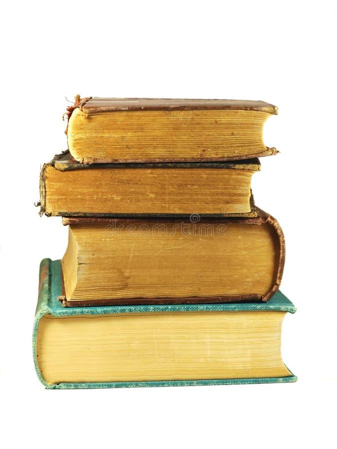 Vieux livres 01 photo libre de droits