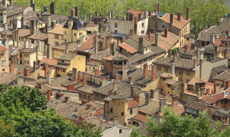 Vieux-Lyon photos stock