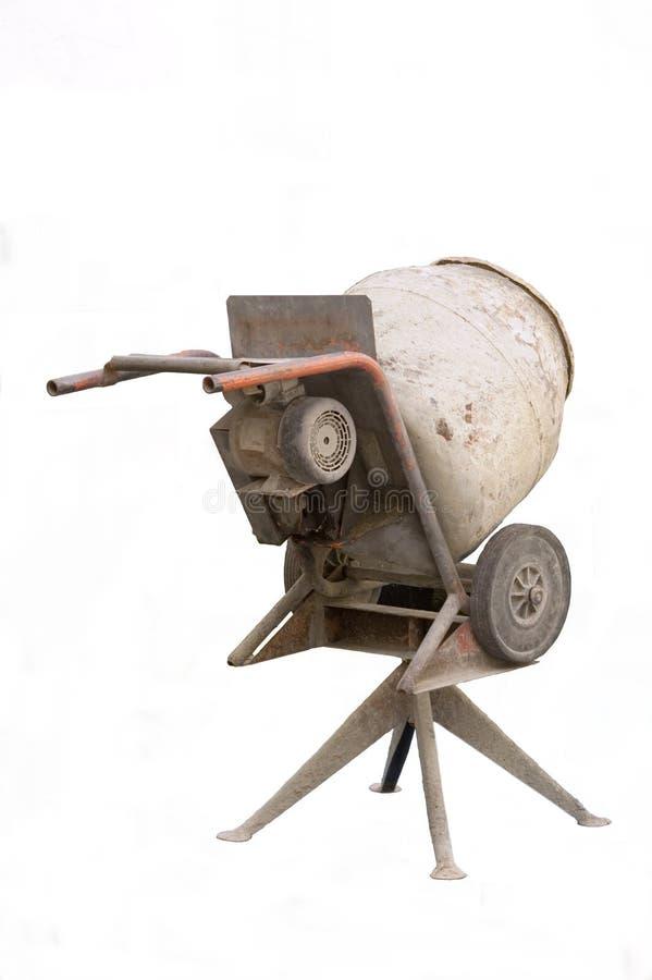 Vieux mélangeur de colle photos stock