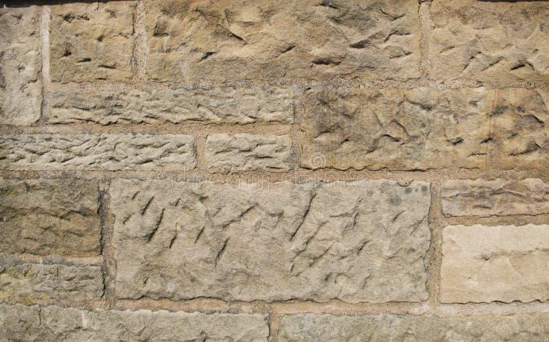 Vieux milieux de murs de briques, vieille brique images libres de droits