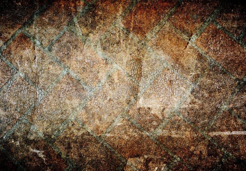 Vieux mur illustration de vecteur