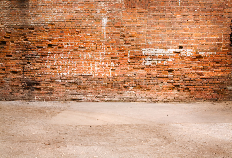 Vieux mur photo libre de droits