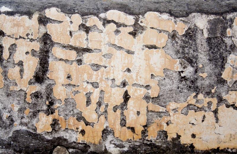 Vieux mur criqué photographie stock libre de droits
