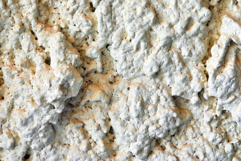 Vieux mur dans la texture légère et beige de couleurs photos libres de droits