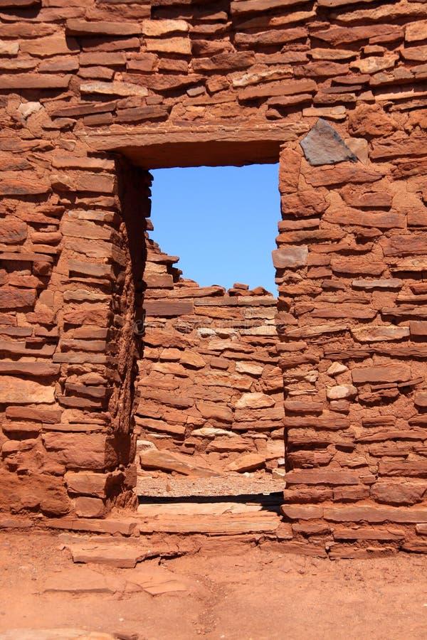 Vieux mur de boue photographie stock