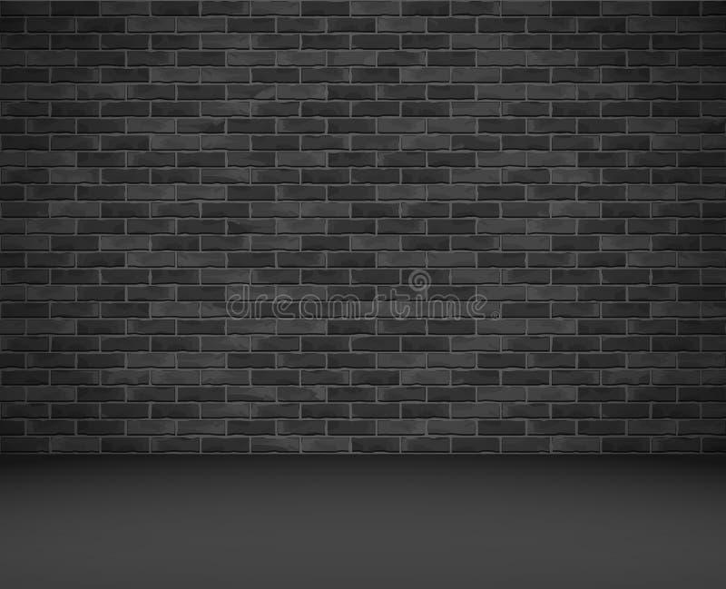 Vieux mur de briques illustration libre de droits