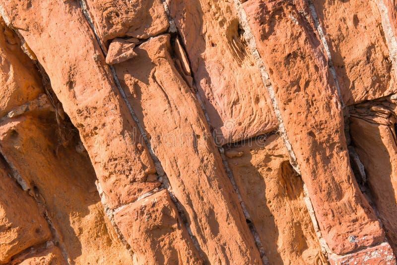 Download Vieux mur de briques image stock. Image du maçonnerie - 45350493
