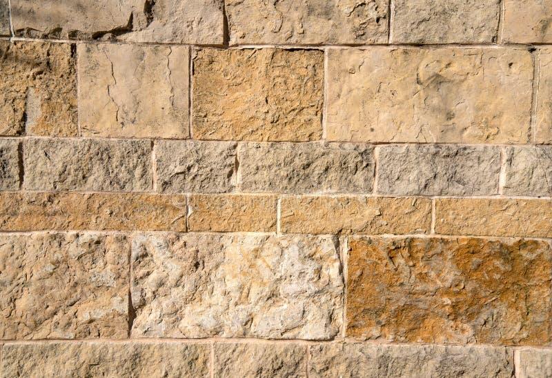 Vieux mur de pierre photos stock