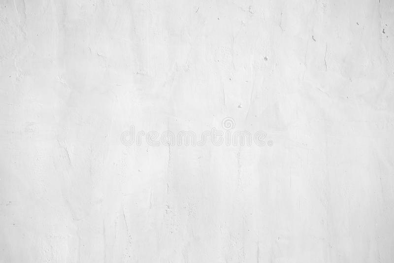 Vieux mur en béton grunge blanc image libre de droits