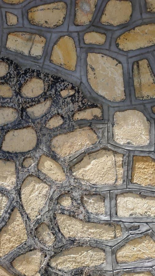 Vieux mur en pierre en Turquie images libres de droits