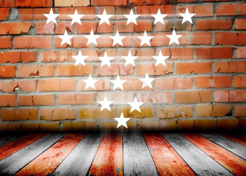 Vieux mur grunge image libre de droits