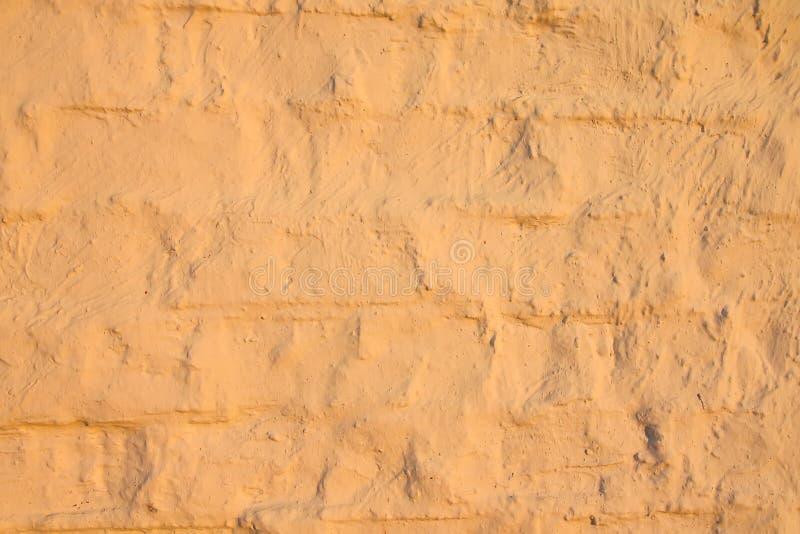 Vieux mur Texture âgée affligée de recouvrement Fond naturel grunge image stock