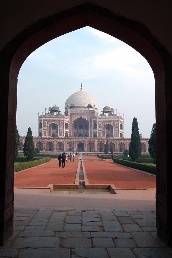 Vieux palais près de Delhi photo libre de droits