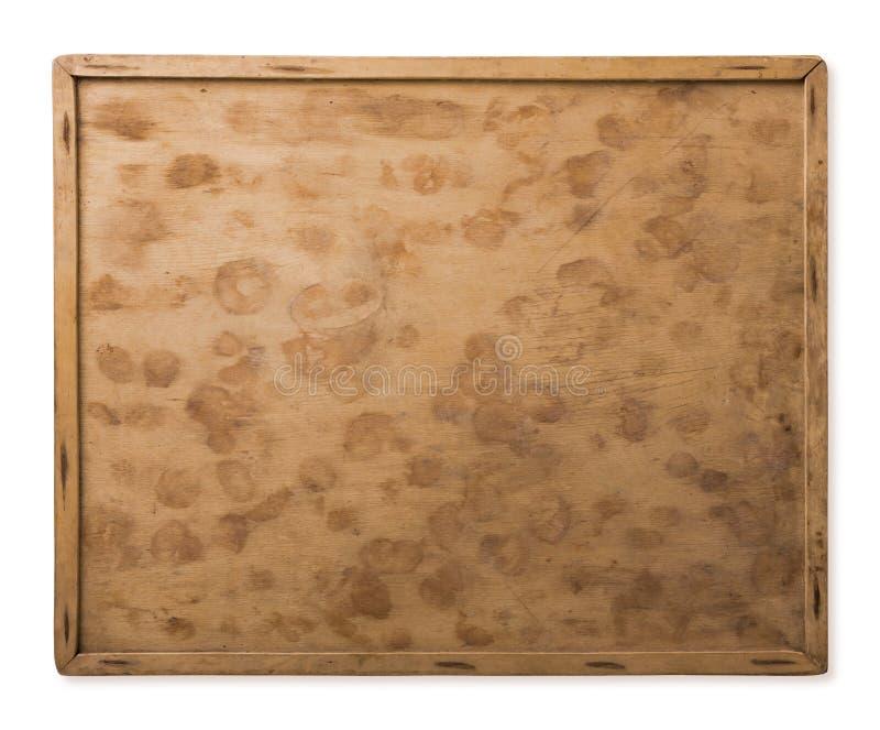 Vieux panneau en bois photographie stock