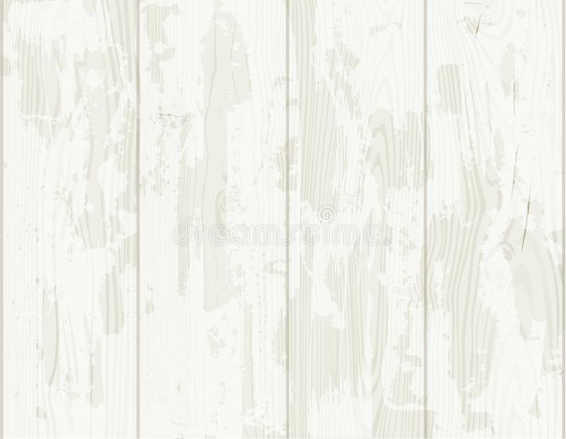 Vieux panneaux de fond en bois de texture illustration de vecteur