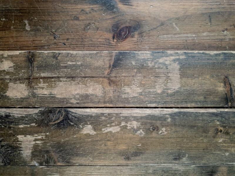 Vieux panneaux frangés, bois L'espace pour le texte, fond, bannière photo stock