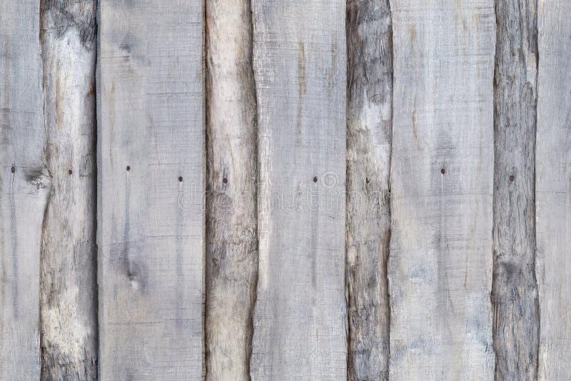 Vieux panneaux gris Modèle de barrière sans couture photos libres de droits