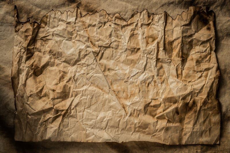 Vieux papier âgé par vintage photos stock