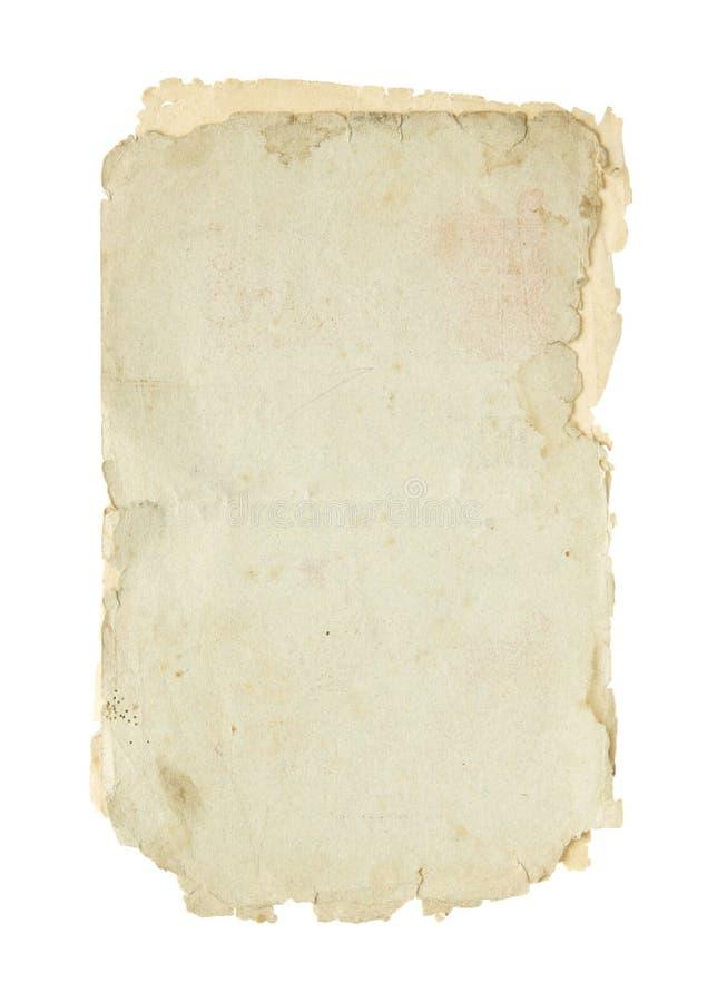 Vieux papier. images libres de droits