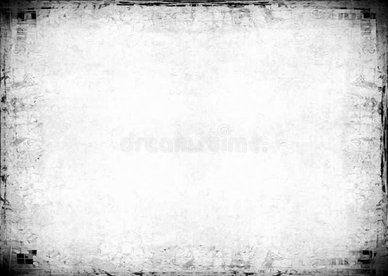 Vieux papier pour le fond illustration libre de droits
