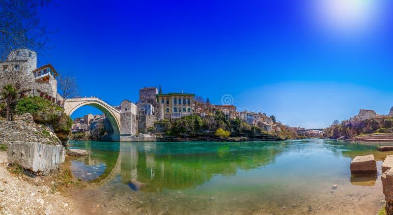 Vieux pont ou Stari plus images stock